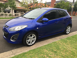 Mazda2 Genki 5 Door Hatchback (2010 DE Series 1) Moonee Ponds Moonee Valley Preview