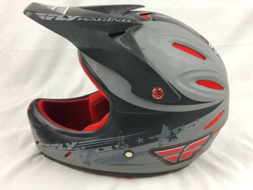 Fly Racing Downhill MTB Helmet SIZE Youth Large