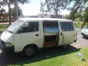 1995 Toyota Townace Van / Minivan Melbourne Region Preview