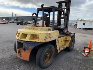 Forklift 6 ton Komatsu Naval Base Kwinana Area Preview