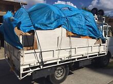 Cheap rubbish removal, 2.5 tonne truck is available, Demolition Coorparoo Brisbane South East Preview