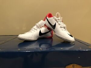 Nike Indoor soccer shoes for sale!