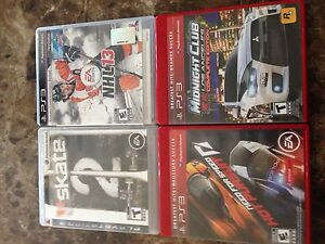 Ps3 games for sale 50 for 8 games