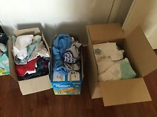 000 summer and winter bundle boys clothes Forest Lake Brisbane South West Preview