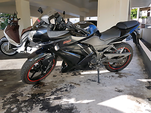 Kawasaki Ninja 250 (EX250J) Darlinghurst Inner Sydney Preview