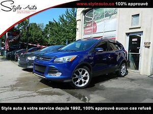 2014 Ford Escape TITANIUM TOIT NAV