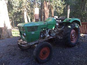 Deutz 3006 tractor Gordon Moorabool Area Preview