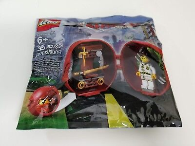 Lego 5004916 The Ninjago Movie Kais Dojo Pod Brand New Sealed