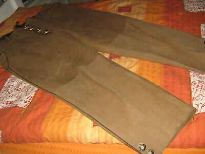 Trachtenlederhose für Männer mit vielen Details und handschuhweiches - Tracht Für Männer