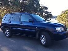 7 Seater 2005 Toyota Kluger CVX in great condition Cremorne Point North Sydney Area Preview
