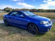 2003 Holden Astra convertible Barongarook Colac-Otway Area Preview