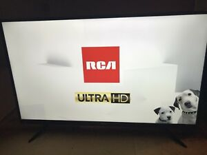 "60"" RCA UHD 4K LED TV"