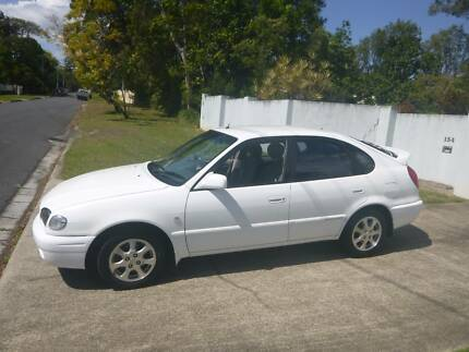 2000 Toyota Corolla Ultima Automatic S/cert Eight Mile Plains Brisbane South West Preview