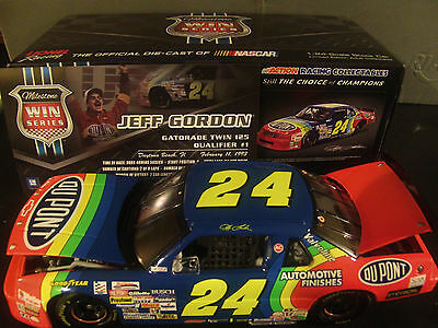 Jeff Gordon 1993 Dupont Lumina 1 24 Daytona Twin 125 Win