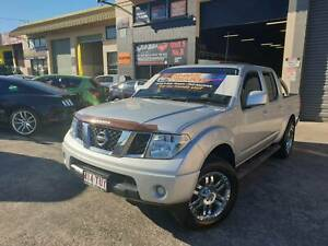 2011 Nissan Navara ST Manual 4X4 FROM ONLY $65 PW FINANCE EASY NOW Slacks Creek Logan Area Preview
