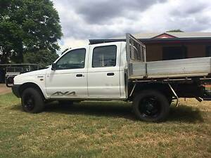 2000 Ford Courier Ute Kumbia South Burnett Area Preview