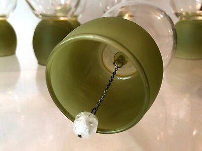 Vtg 1940s RING-FOR-A-DRINK~7pc~BAR~NOVELTY~HUMOR~GLASSES OLD FASHIONED HI-BALL