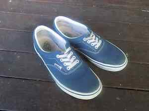 VANS Authentic Navy Skate Shoes Stanthorpe Southern Downs Preview