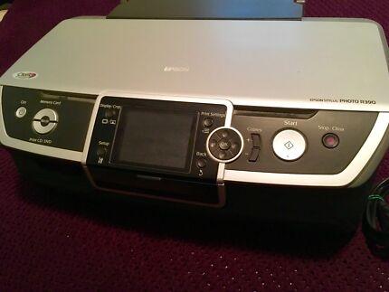 Epson Stylus Photo R390 Desk Printer West Lakes Charles Sturt Area Preview