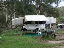 2007 Jayco Dove Outback Ferntree Gully Knox Area Preview