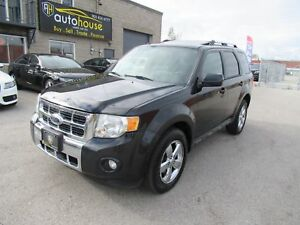 2010 Ford Escape Limited LIMITED, AWD, 3.0 V6, LEATHER, SUNRO...