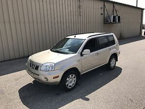 SALE 2005 Nissan X-trail SE SUV ONLY 149 K's Safety & Etested