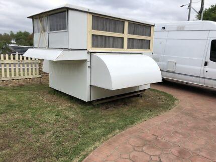 Slide on camper Penrith Penrith Area Preview