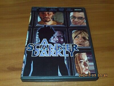 A Scanner Darkly (DVD, Widescreen 2006)