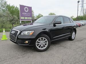 2012 Audi Q5 2.0L Premium Plus ONE OWNER CLEAN CAR PROOF NAVI/R