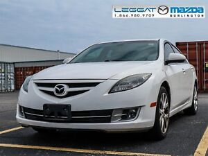 2009 Mazda 6 GT- LEATHER, MOONROOF, BOSE, BLUETOOTH, V6