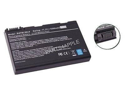 Battery Fits Acer Aspire 5515-5187 5515-5831 5515-5879 5650 BATBL50L6 BATBL50L4