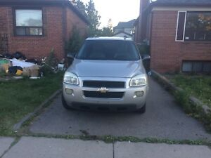 2005 Chevrolet uplander certified and etested