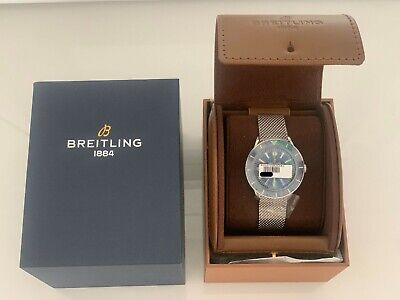 """BREITLING SUPEROCEAN HERITAGE 57 LIMITED EDITION II A103702A1C1A1 """"RAINBOW"""""""