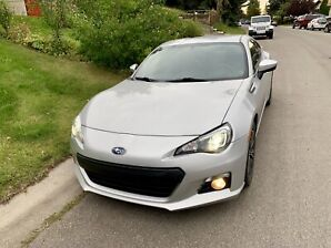 2013 Subaru BRZ Sport-tech (Limited) 6MT