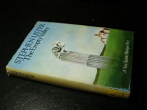 The-EMPTY-VALLEY-Stephen-Lister-1971-1st-Ed-SAINTE-MONIQUE-STORY