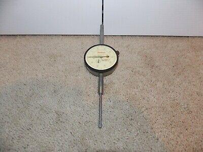 Starrett Dial Indicator 655-2041 0-2 Range 0.001 Graduation