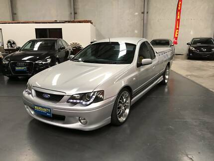 Ford Falcon UTE XR8 MY05 Ute hard lid FAST FINANCE RENT TO OWN