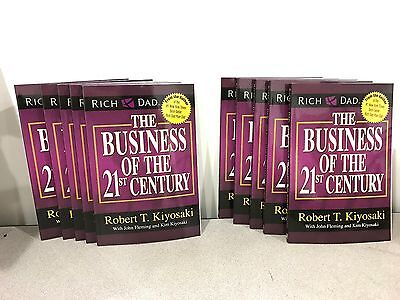 10 Pack The Business Of The 21St Century Paperback Rich Dad Robert T  Kiyosaki