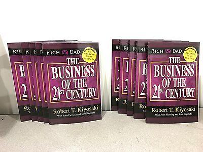 Купить 10 Pack The Business of the 21st Century Paperback Rich Dad Robert T. Kiyosaki