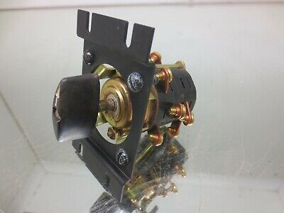 Electroswitch 101904pd 0407 Series 101 Rotary Switch