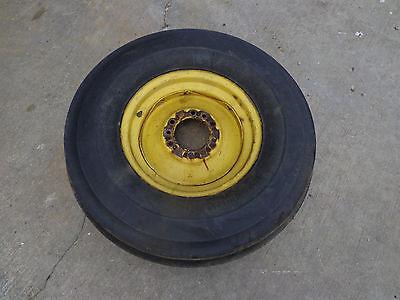 John Deere 520 530 620 630 70 720 730 Front Rim Jd1290r With Tire