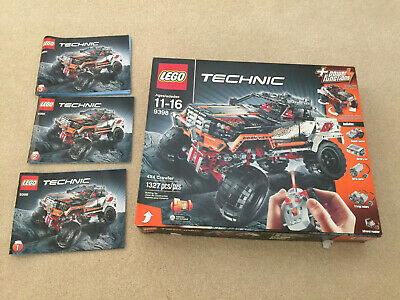 LEGO Technic 4X4 Crawler (9398)