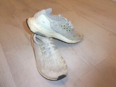adidas ultra boost uncaged white trainers uk size 7