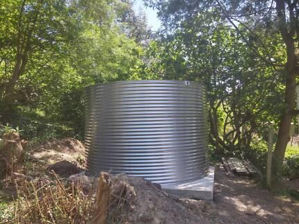 Stainless Steel Rain Water Tank