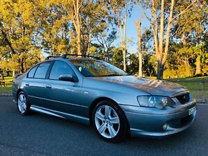 2003 FORD FALCON XR6 TURBO AUTO ONLY 162,000KM Camden Camden Area Preview