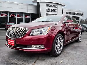 2015 Buick LaCrosse CXS..ONE OWNER..LOCAL TRADE..