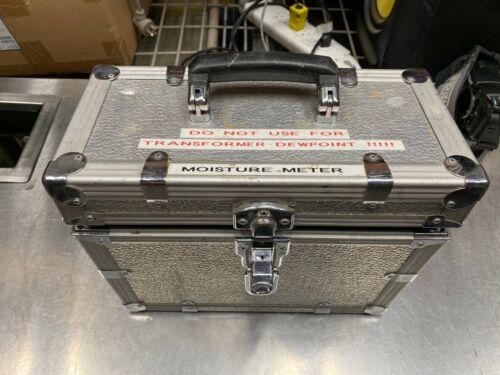 Moisture Control & Measurement Ltd. MCM Moisture Analyzer Dewluxe Model 600 DDL