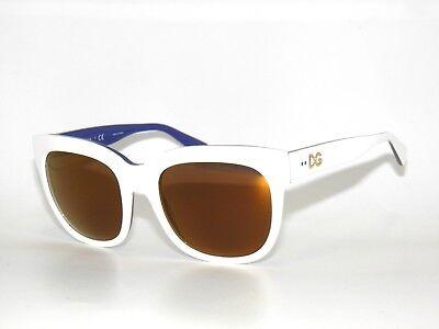 SALE!DOLCE & GABBANA 4272 WHITE/BLUE/MIRROR 3005/F9  (Dolce Gabbana Sunglasses Sale)
