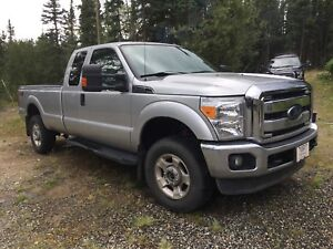 Ford F-250 long box with only 57000 km