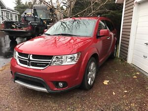 For sale 2012 Dodge Journey RT